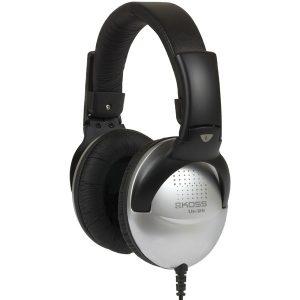 KOSS 183773 UR29 Full-Size Collapsible Over-Ear Headphones
