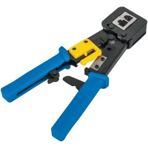 Intellinet Network Solutions 790352 FastCrimp Modular Plug Crimping Tool