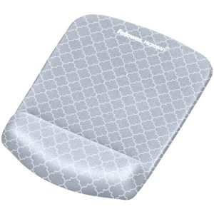 Fellowes 9549701 PlushTouch Mouse Pad Wrist Rest