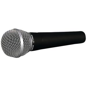 Pyle Pro PDMIC58 Professional Handheld Unidirectional Dynamic Microphone