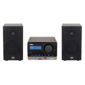 Naxa NS-442 MP3 Microsystem with Bluetooth