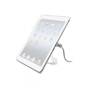 Maclocks Ipad 9.7 Lock and Case Bundle With Security Lock Cable Ipadaircbcl