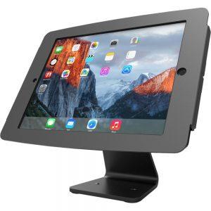 Maclocks Space Ipad 360 Rotating and Tilting Enclosure Kiosk For Ipad Pro Black 303B290SENB