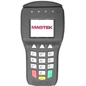 MagTek DynaPro 30056121 EMV Stripe Reader - Secure Magnetic - 256 MB Flash Memory - Android - Black