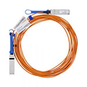 Mellanox MC220731V-015 Fiber Optic Network Cable - 49 ft Fiber Optic Network Cable for Network Device - First End: 1 x QSFP Male Network - Second End: 1 x QSFP Male Network