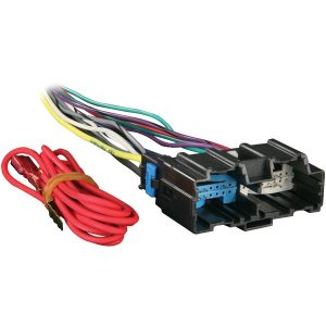 Metra 70-2105 Harness for 2006 and Up GM/Suzuki