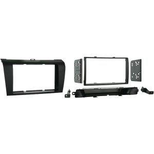Metra 95-7504 ISO Double-DIN Installation Kit for 2004 through 2009 Mazda 3