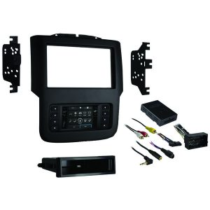 Metra 99-6527B TurboTouch Kit for 2013 & Up Dodge Ram