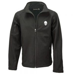 Mobile Edge AWJM1L Men's Slim-Fit Jacket - Large - Black