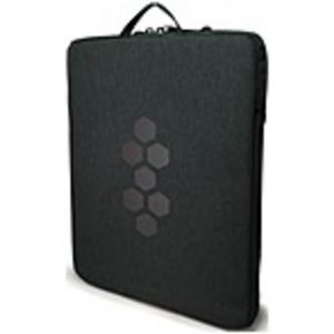 Mobile Edge Alienware Carrying Case (Sleeve) for 17 Dell Notebook - Frost Black - Scrape Resistant