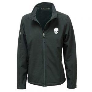 MobileEdge AWJW1L Alienware Women's Jacket - Large - Slim-Fit - Black