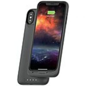 Mophie juice pack air iPhone Xs Case - For Apple iPhone XS Smartphone - Graphite - Impact Resistant