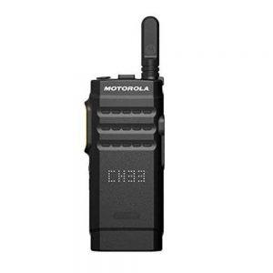 Motorola SL300 Uhf 99 Channel two-way Radio (No Display) AAH88QCP9JA2AN