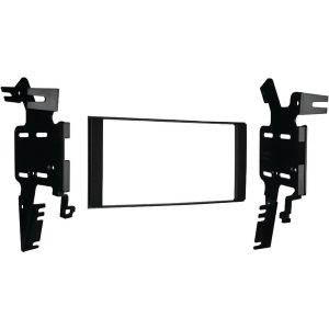 Metra 95-7619 ISO Double-DIN Installation Kit for 2013 and Up Nissan Frontier/Titan/Xterra