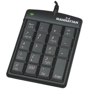 Manhattan 176354 Numeric Keypad