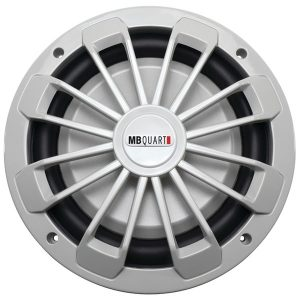 "MB Quart NW1-254 Nautic Series 10"" 600-Watt Shallow Subwoofer (No Illumination)"