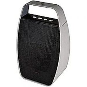NXG Technology NX-WRLSM-GRAY Portable Wireless Bluetooth Speaker - Weather Resistant - Gray