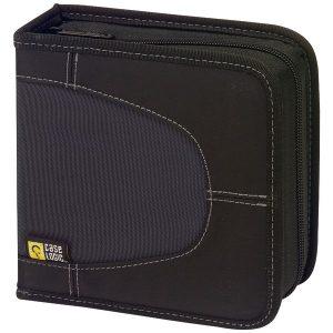 Case Logic 3200038 Nylon CD Wallet (32 Disc)