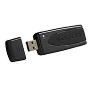 Netgear RangeMax WNDA3100-100NAS Dual Band Wireless-N USB 2.0 Adapter - 54 Mbps