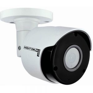 Night Owl 8 Megapixel Network Camera - 1 Pack - Bullet - 100 ft Night Vision - 3840 x 2160