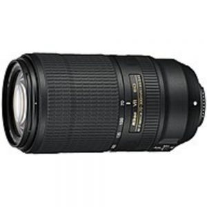 Nikon Nikkor - 70 mm to 300 mm - f/4.5 - 5.6 - Zoom Lens for Nikon FX - Designed for Camera - 67 mm Attachment - 0.25x Magnification - 4.3x Optical Zoom - Optical IS - 5.7Length - 3.2Diameter