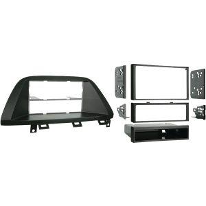 Metra 99-7869 Single- or Double-DIN Installation Kit for 2005 through 2008 Honda Odyssey
