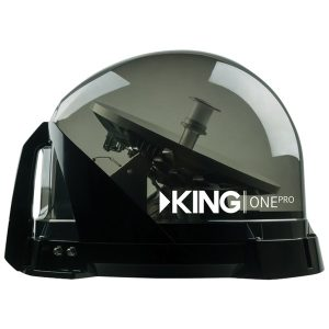 KING KOP4800 KING One Pro Premium Satellite TV Antenna