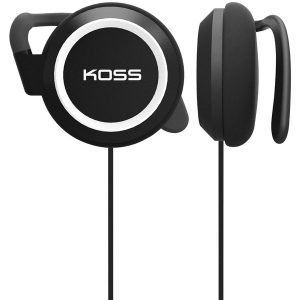 KOSS 190056 On-Ear Sport Clip Headphones