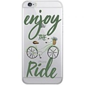 OTM iPhone 7/6/6s Plus Hybrid Clear Phone Case