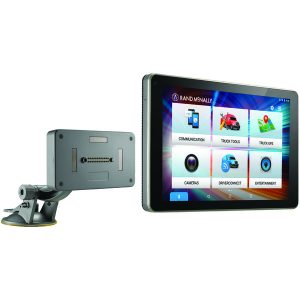 """Rand McNally 528017829 OverDryve 8 Pro 8"""" Truck GPS Tablet with Dash Cam"""