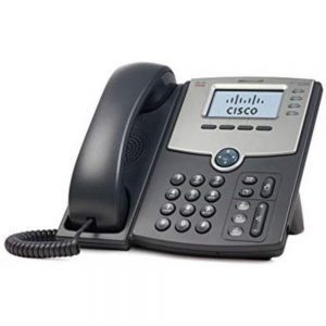 Ooma OOMACISCOSPA504G Cisco SPA 504G 4-Line VOIP Phone
