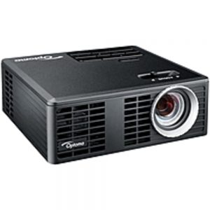 Optoma ML750 WXGA 700 Lumen 3D Ready Portable DLP LED Projector with MHL Enabled HDMI Port - 2 - LED - PAL