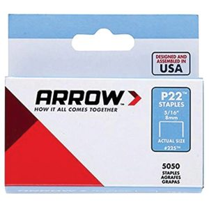 Arrow 225 P22 Plier Staples