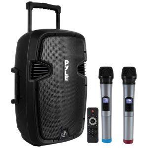 Pyle PPHP1299WU Portable Hi-Power Bluetooth PA Loudspeaker