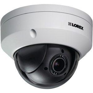 Lorex LNZ32P4B 1080p PTZ PoE IP Camera