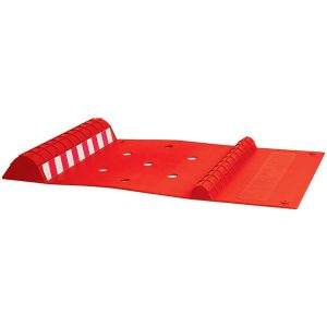 MAXSA Innovations 37359 Park Right Parking Mat (Red)