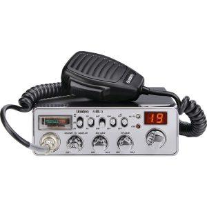 Uniden PC68LTX 40-Channel CB Radio (Without SWR Meter)
