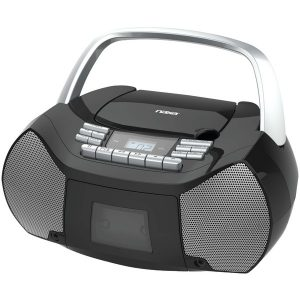 Naxa NPB-268 Portable CD/Cassette Boom Box