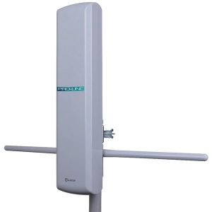 ANTOP Antenna Inc. PL-402VG PL-402VG PRO-LINE Flat Panel Outdoor HDTV Antenna with VHF Enhancer Rods