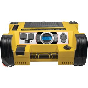 STANLEY PPRH7DS FATMAX Professional Digital Power Station with Air Compressor