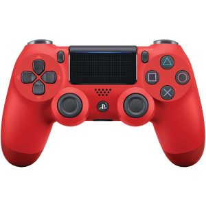 Sony 3001549 DUALSHOCK4 Wireless Controller (Magma Red) for PlayStation4