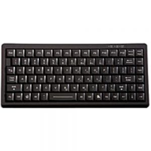Panasonic SLK-80-USB-P iKey NEMA 4X (IP67) Military-Grade Keyboard - USB - Wired - Black