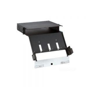 Panduit FCE2U Fiber Cassettes Enclosure Patch Panel Housing 2U Black FCE2U