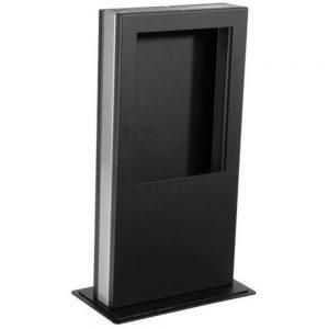 Peerless-AV KIP4101 Desktop Kiosk Stand for iPad - Black
