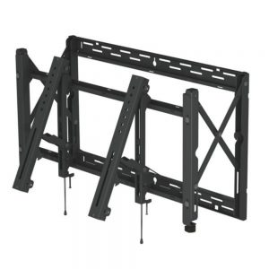 Peerless DS-VW765-LAND Wall Mount For Flat Panel Display 40 To 65 Black DS-VW765-LAND