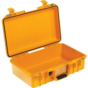 Pelican Air 1485 Case No Foam (Yellow) 014850-0010-240