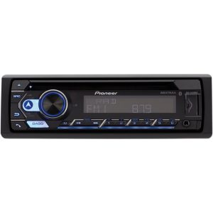 Pioneer DEH-S4200BT Single-DIN In-Dash CD Player with Bluetooth