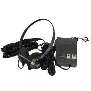 Plantronics Headset Kit HW261 Plus M22 With Voice Tube Binaural SMH1783-11