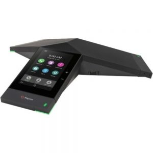 Polycom Trio 8500 IP Conference Station - Bluetooth - VoIP - Speakerphone - 1 x Network (RJ-45) - USB - PoE Ports - Color - SIP