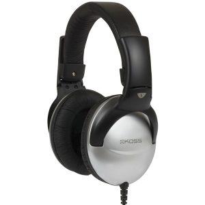 KOSS 184408 QZPRO Active Noise Reduction Over-Ear Headphones